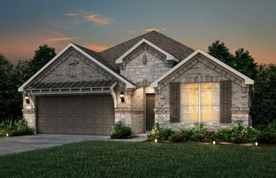 Sheldon - Bluffview: Leander, Texas - Pulte Homes