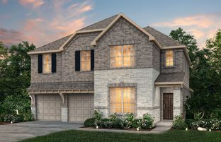 Beaumont - Bluffview: Leander, Texas - Pulte Homes