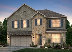 Caldwell - Bluffview: Leander, Texas - Pulte Homes