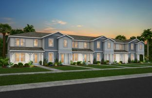 Trailwood Exterior - Isles of Lake Nona: Orlando, Florida - Pulte Homes