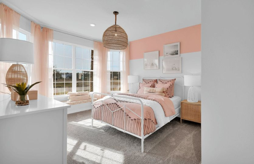 Bedroom featured in the Spruce By Pulte Homes in Jacksonville-St. Augustine, FL