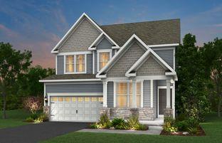 Park Place - Jerome Village: Plain City, Ohio - Pulte Homes