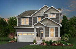 Woodward - Jerome Village: Plain City, Ohio - Pulte Homes