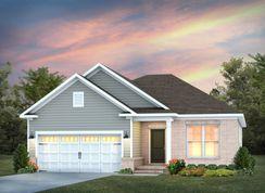 Morgan - Buffaloe Grove: Garner, North Carolina - Pulte Homes