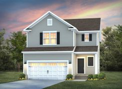 Harris - Buffaloe Grove: Garner, North Carolina - Pulte Homes