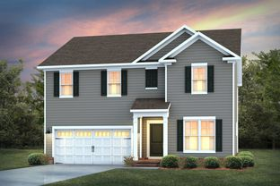 Hampton - Buffaloe Grove: Garner, North Carolina - Pulte Homes