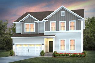 Mitchell - Buffaloe Grove: Garner, North Carolina - Pulte Homes