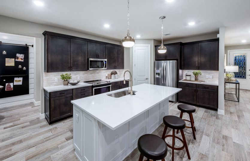 Kitchen featured in the Fifth Avenue By Pulte Homes in Broward County-Ft. Lauderdale, FL