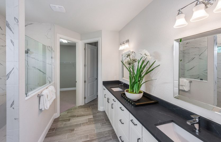Bathroom featured in the Fifth Avenue By Pulte Homes in Broward County-Ft. Lauderdale, FL