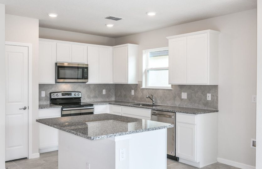 Kitchen featured in the Browning By Pulte Homes in Broward County-Ft. Lauderdale, FL