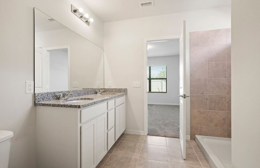 Bathroom featured in the Chapman By Pulte Homes in Broward County-Ft. Lauderdale, FL
