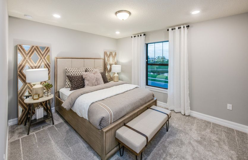Bedroom featured in the Citrus Grove By Pulte Homes in Broward County-Ft. Lauderdale, FL