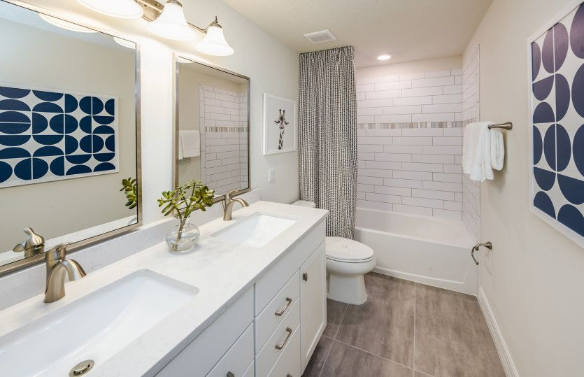 Bathroom featured in the Citrus Grove By Pulte Homes in Broward County-Ft. Lauderdale, FL