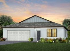 Hanover - Cassia Estates: Lauderdale Lakes, Florida - Pulte Homes