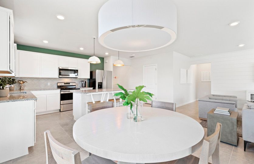 Kitchen featured in the Hanover By Pulte Homes in Broward County-Ft. Lauderdale, FL
