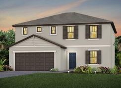 Thompson - Cassia Estates: Lauderdale Lakes, Florida - Pulte Homes