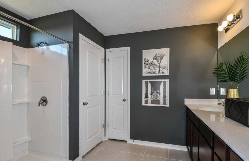 Bathroom featured in the Thompson By Pulte Homes in Broward County-Ft. Lauderdale, FL