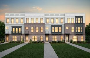 Jayton - Towns at The Station: Fishers, Indiana - Pulte Homes