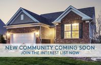 Cottages at Gregory Meadows by Pulte Homes in Detroit Michigan