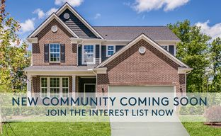 Oak Hills by Pulte Homes in Detroit Michigan