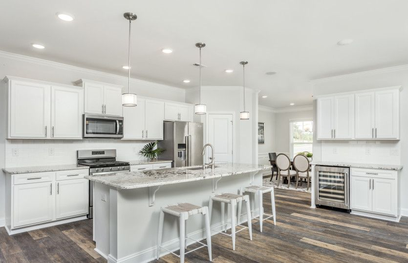 Kitchen featured in the Mitchell By Pulte Homes in Raleigh-Durham-Chapel Hill, NC