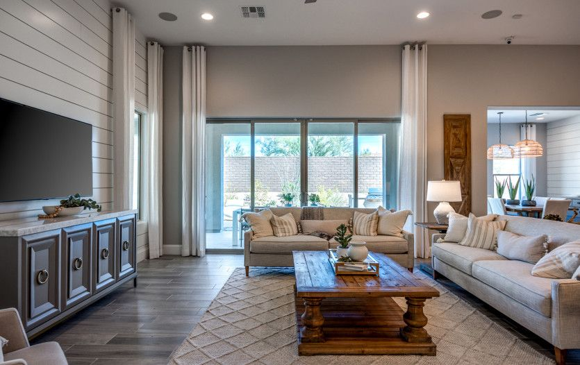 Living Area featured in the Virtue By Pulte Homes in Phoenix-Mesa, AZ