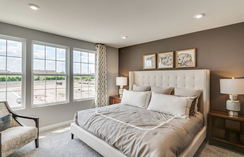 Bedroom featured in the Sumter By Pulte Homes in Detroit, MI