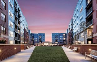 2.2D - Building 3 and 4 - The Atrium at MetroWest - Active Adult Community: Fairfax, District Of Columbia - Pulte Homes