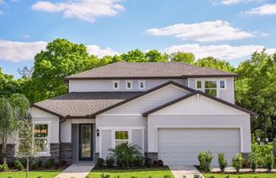 Ashby Grand - Willowbrooke: Valrico, Florida - Pulte Homes