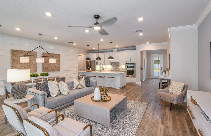 Living Area featured in the Ashby Grand By Pulte Homes in Tampa-St. Petersburg, FL