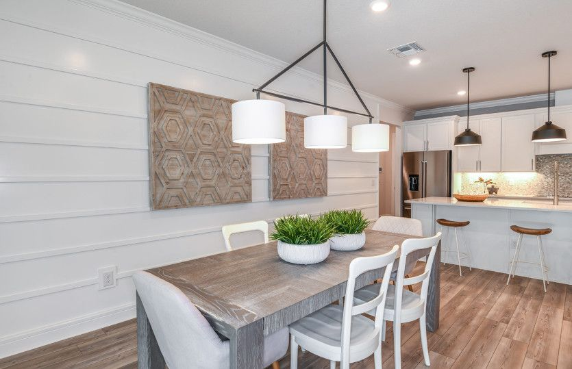 Kitchen featured in the Ashby Grand By Pulte Homes in Tampa-St. Petersburg, FL