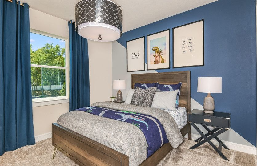 Bedroom featured in the Ashby Grand By Pulte Homes in Tampa-St. Petersburg, FL