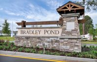 Bradley Pond by Pulte Homes in Jacksonville-St. Augustine Florida