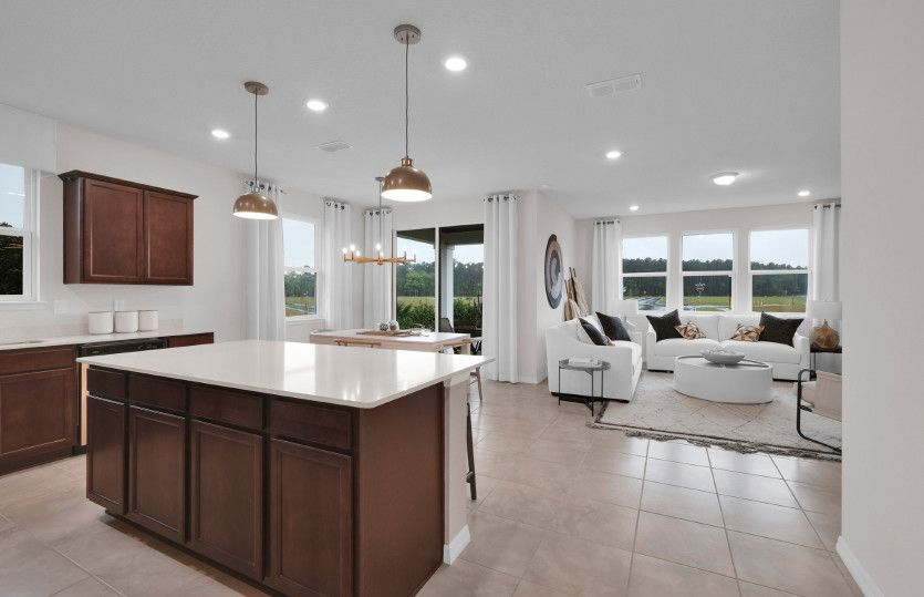Kitchen featured in the Highgate By Pulte Homes in Jacksonville-St. Augustine, FL