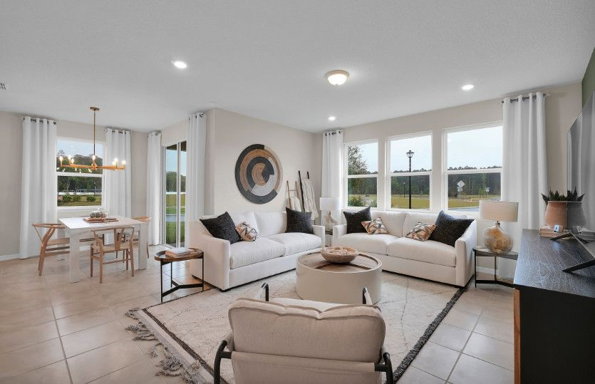 Living Area featured in the Highgate By Pulte Homes in Jacksonville-St. Augustine, FL