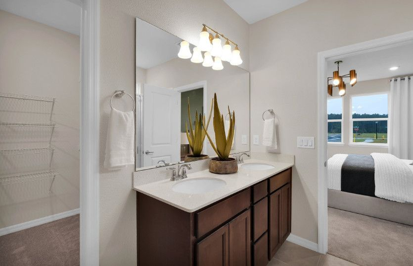 Bathroom featured in the Highgate By Pulte Homes in Jacksonville-St. Augustine, FL