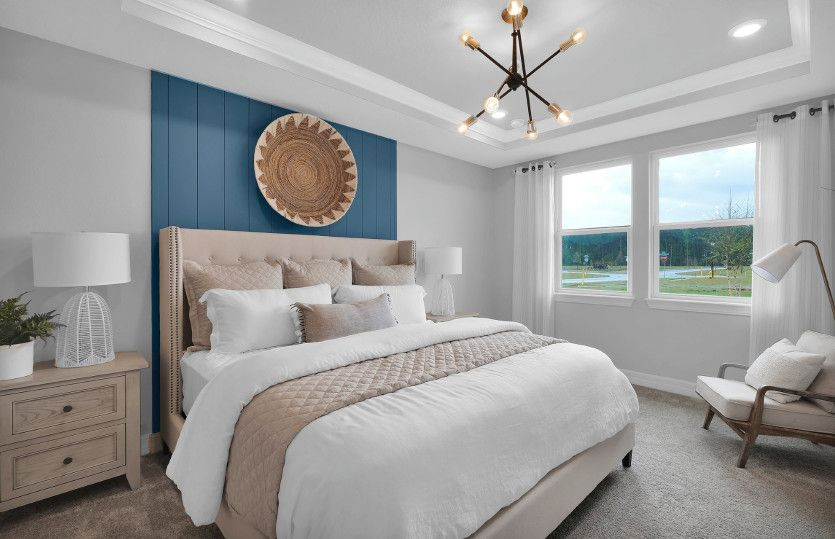 Bedroom featured in the Ashby By Pulte Homes in Jacksonville-St. Augustine, FL