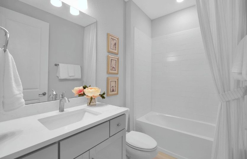 Bathroom featured in the Ashby By Pulte Homes in Jacksonville-St. Augustine, FL