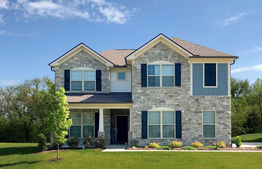 'Norman Creek' by Pulte Homes - Tennessee - Nashville in Nashville