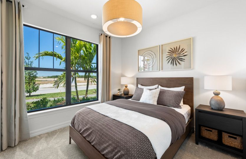 Bedroom featured in the Cedar By Pulte Homes in Naples, FL