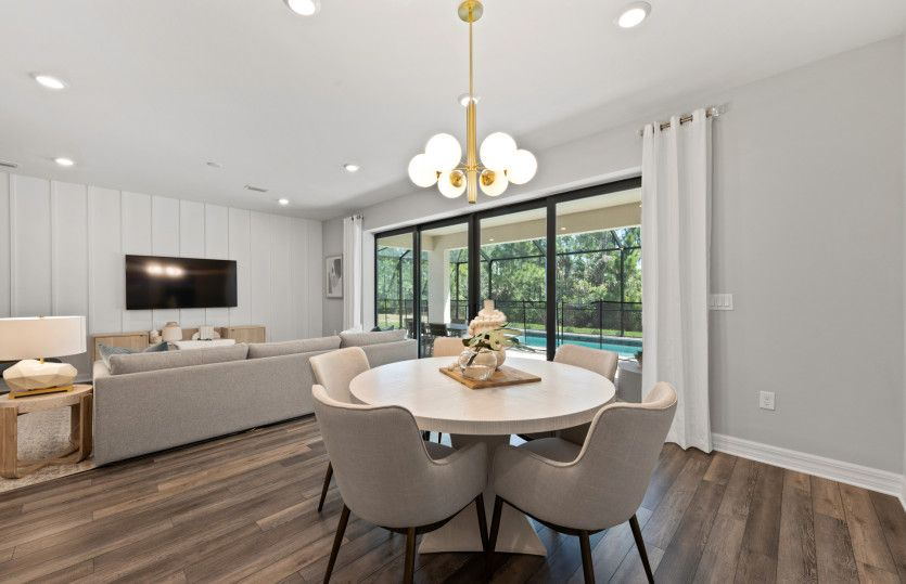 Kitchen featured in the Whitestone By Pulte Homes in Naples, FL