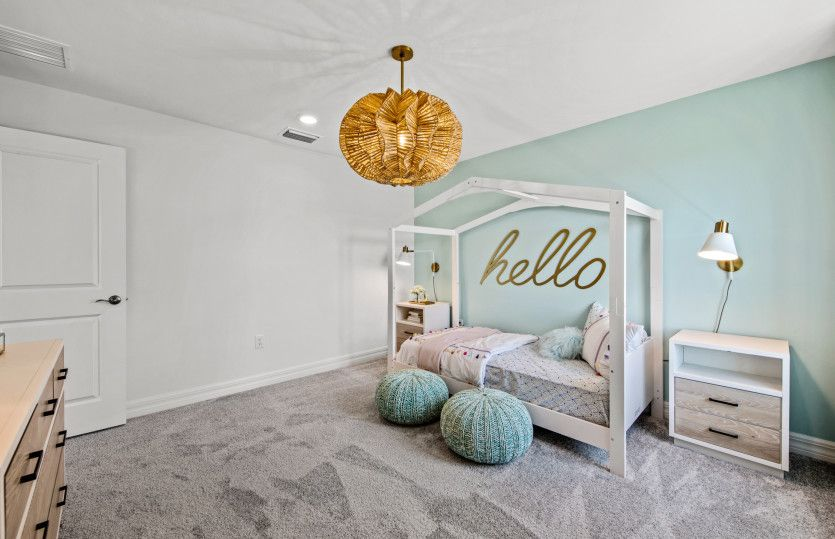 Bedroom featured in the Whitestone By Pulte Homes in Naples, FL