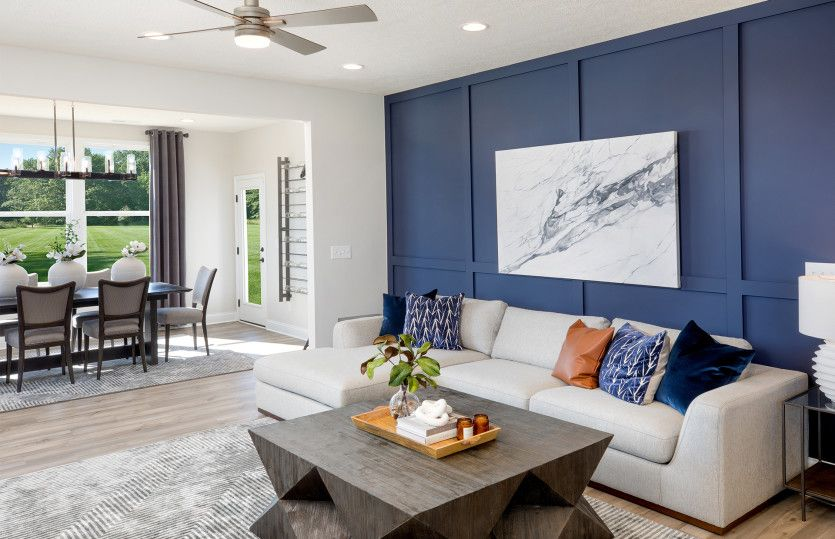 Living Area featured in the Martin Ray By Pulte Homes in Columbus, OH