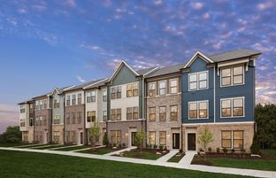 Frankton - Watershed: Laurel, District Of Columbia - Pulte Homes