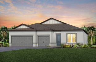 Ashby - Hawks Reserve: Riverview, Florida - Pulte Homes