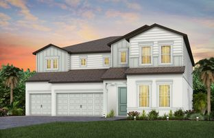 Roseland - Hawks Reserve: Riverview, Florida - Pulte Homes