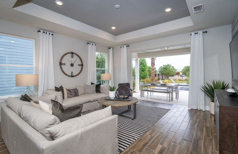 Living Area featured in the Mainstay Grand By Pulte Homes in Orlando, FL