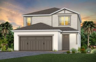 Morris - Tohoqua: Kissimmee, Florida - Pulte Homes