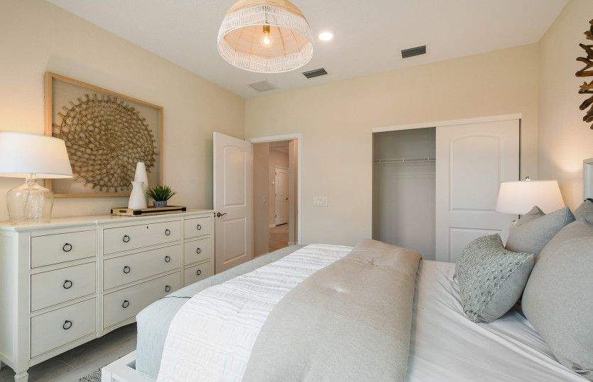 Bedroom featured in the Prosperity By Pulte Homes in Orlando, FL