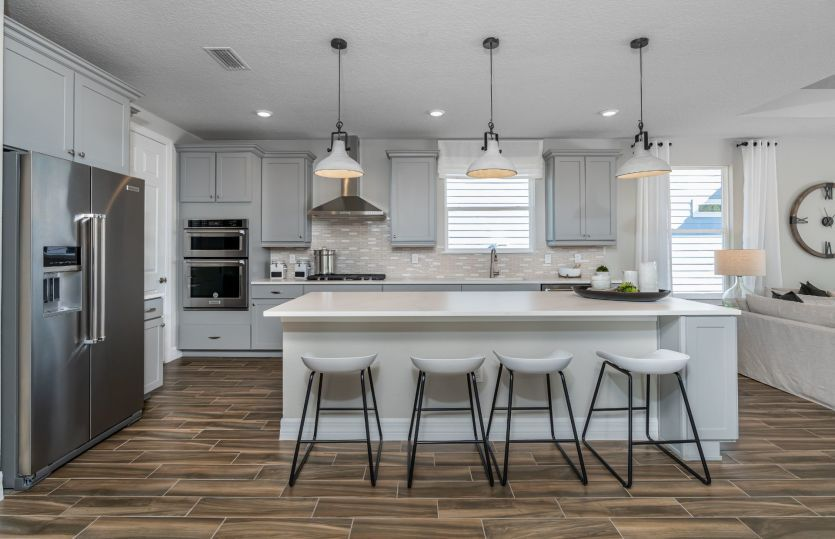 Kitchen featured in the Mainstay By Pulte Homes in Punta Gorda, FL